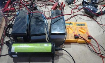 baterías 3