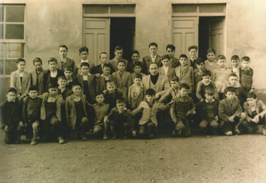 escola silvalonga anos 50 blog